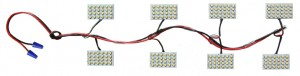 FLED18R-192 - 18 inches 8 Module